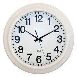 Wall Clock Classic Cream