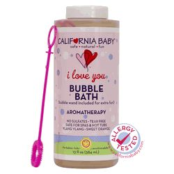 Organic/California BabyI Love You, Baby Bubbles, Cali Baby, Blowing Bubbles, Bubbles Bath, Bubbles Wands, Organic California Baby, Bubble Baths, Bath Time