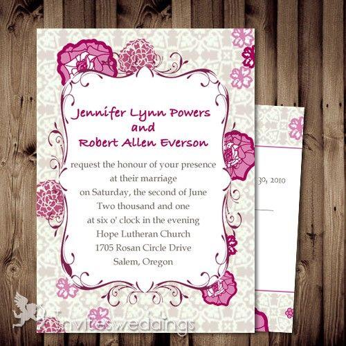 Second Wedding Themes: Best 25+ Second Wedding Invitations Ideas On Pinterest