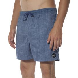 SERGIO CHAMBRAY ELASTIC WALKSHORT
