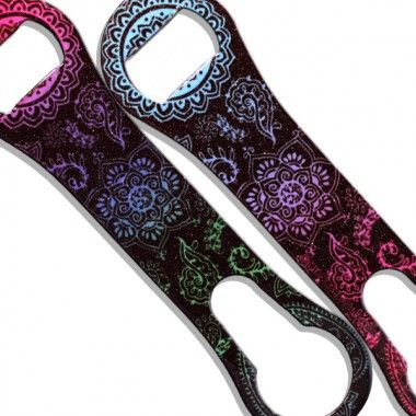 Henna Glitter V-Rod® Bottle Opener