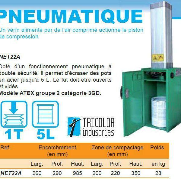 compacteur-bidon-pneumatique-NET22A-1T-5L