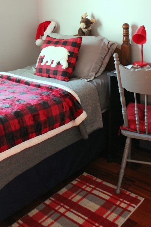 best 25 plaid bedding ideas on pinterest plaid bedroom winter bedding and rustic comforter sets. Black Bedroom Furniture Sets. Home Design Ideas