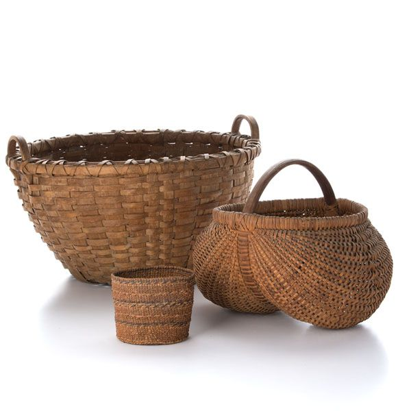 How To Weave A Cane Basket : Best images about baskets on wicker