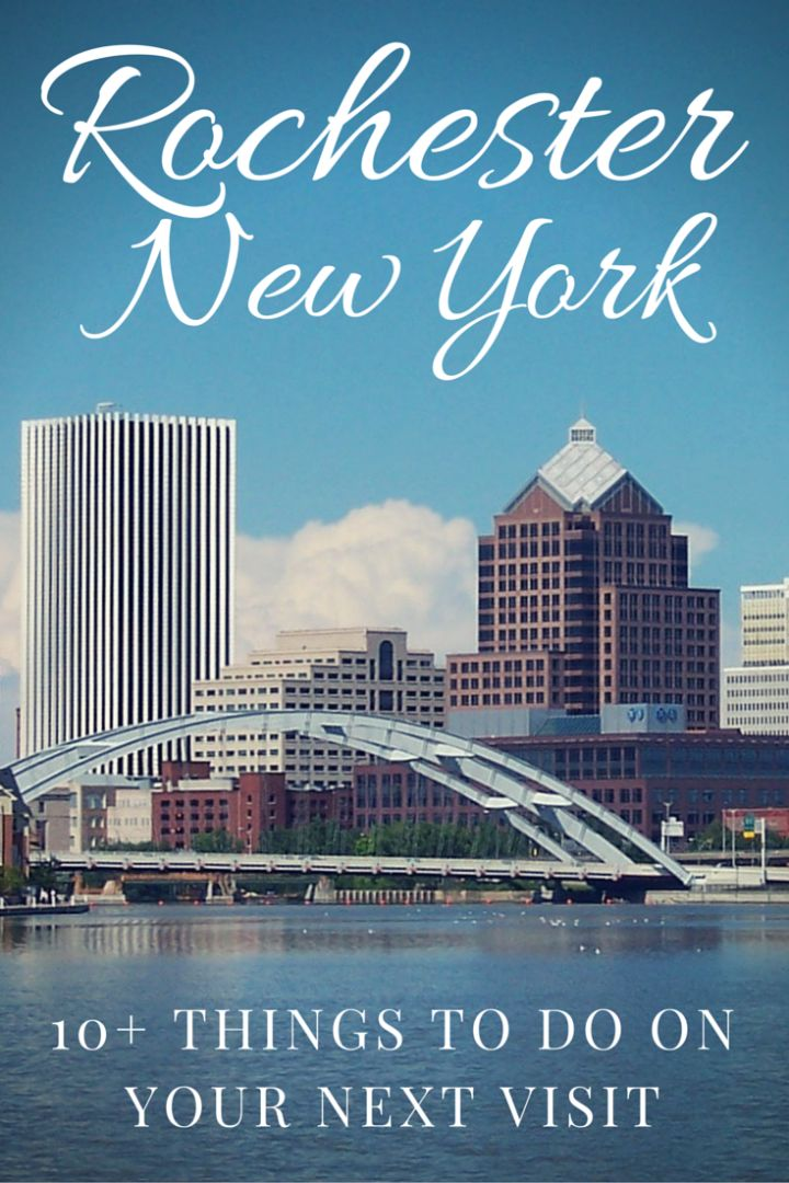 There's more to New York than Manhattan! Head to the western part of the state and enjoy 10+ things to do in Rochester NY. Full article at http://thegirlandglobe.com/things-to-do-rochester-ny/