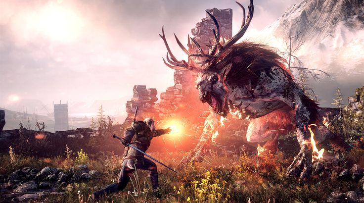 The Witcher 3: Wild Hunt #the witcher #thewither 3 #games #wildhunt