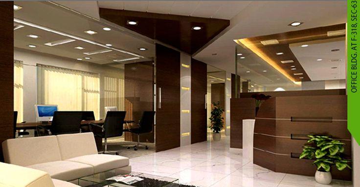 Traditional office interior decorators in Noida, Delhi NCR