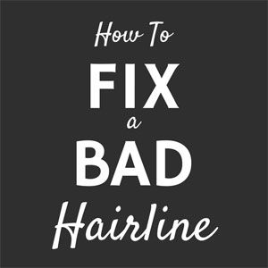 A bad hairline can be difficult to deal with. And the sad reality is that more than two thirds of men will experience some hair loss by the age of 35. This means most guys will have to find a way to fix or grow their receding hairline back if they want to continue styling …