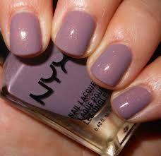 Nyx - Sweet Sin nail polish swatch. I'm in love!