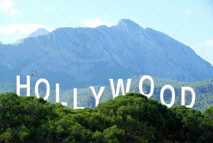 >> Click to Buy << Hollywood Mountain photo studio background High-grade Vinyl silk cloth Computer printed scenic wedding backdrop backdrop #Affiliate