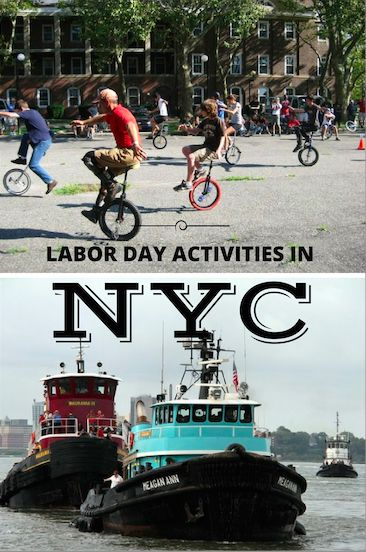 Top 5 Labor Day Celebrations in New York City For Families!