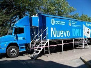 Así Somos: El Registro Civil Móvil atenderá en Quilino