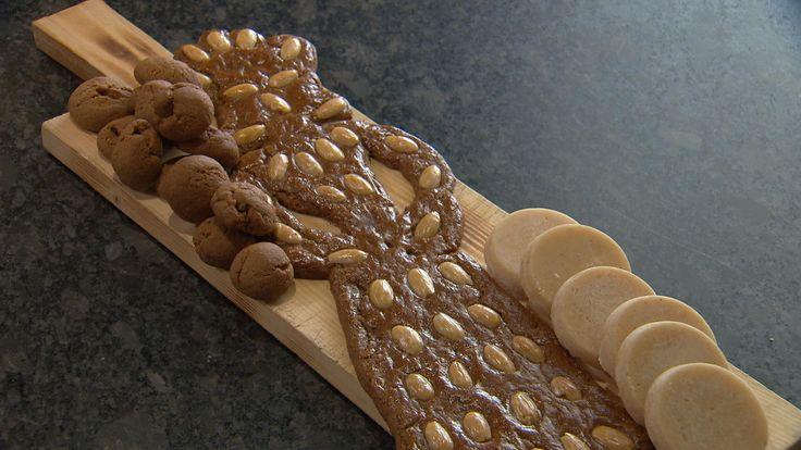 Recept: Borstplaat, speculaaspop en kruidnoten | BinnensteBuiten