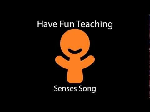 Senses Song by Have Fun Teaching