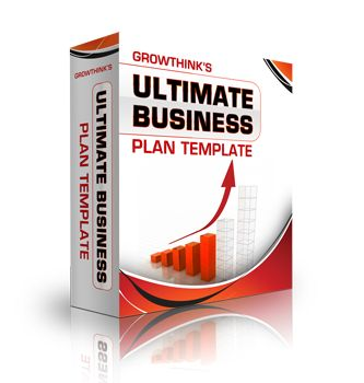 17 best ideas about business plan template word on for Growthink s ultimate business plan template