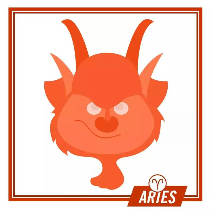 What's your sign? Aries #Disney #Horoscopes