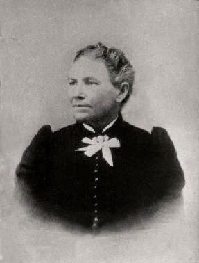 Charlotte Bursill wife of Edward Bayliss.