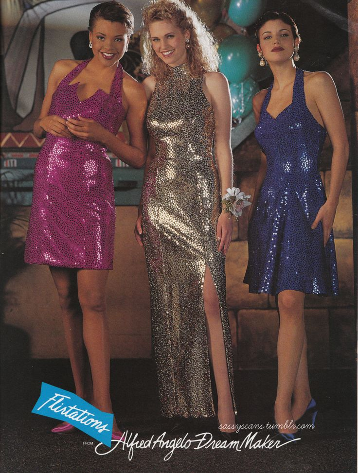 S goodman prom dresses 90s