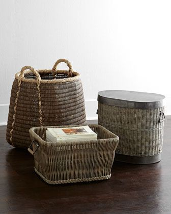38 Best Images About Basket As Furniture On Pinterest Suitcases Old Time Pottery And Cebu