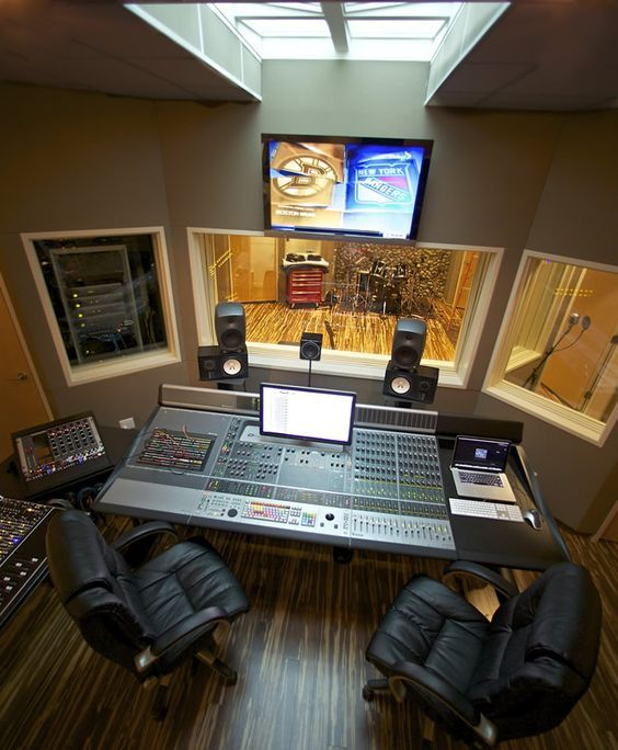 642 best recording studios images on pinterest | music studios