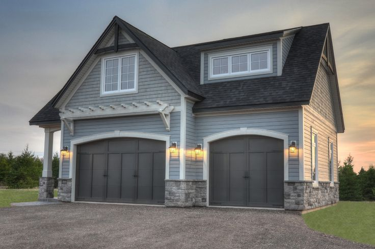 17 best ideas about rv garage on pinterest rv garage for Building a detached garage on a slope