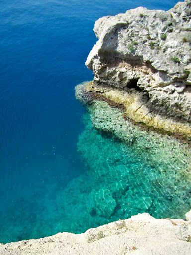 The colour of the sea... Kithira, Greece