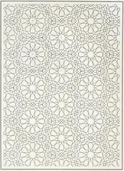 pattern in islamic art, bou