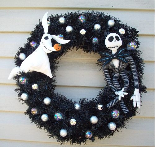 Nightmare Before Christmas JACK SKELLINGTON & by SuperVixenBadGirl, $65.00