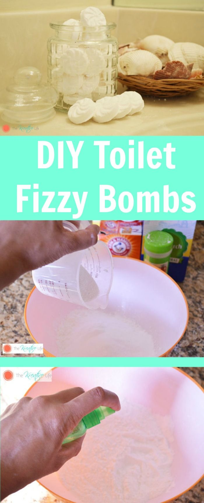 15 best images about health on pinterest toilets cupcake bath bombs and homemade - Diy toilet cleaning bombs ...