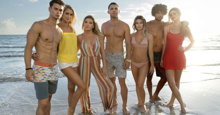Siesta Key Cast Talk Non-Stop Parties and Making Enemies | EXCLUSIVE -- Chloe and Brandon take us down to Florida for a rousing look at MTV's new reality series Siesta Key, premiering this Monday. -- http://tvweb.com/siesta-key-cast-interview-video-chloe-brandon-mtv/