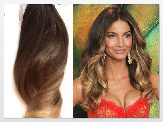Ombre Hair Extensions, Victoria Secret Hair Extensions,  by NinasCreativeCouture, $255.00