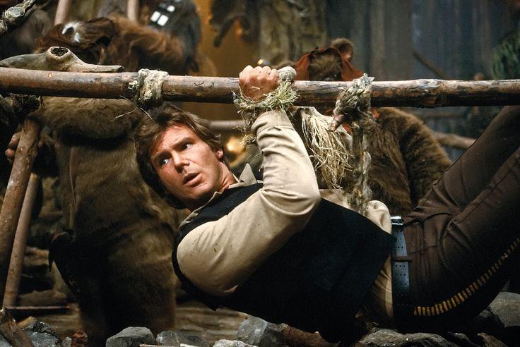 Movie Star Wars  Han Solo Harrison Ford Wallpaper