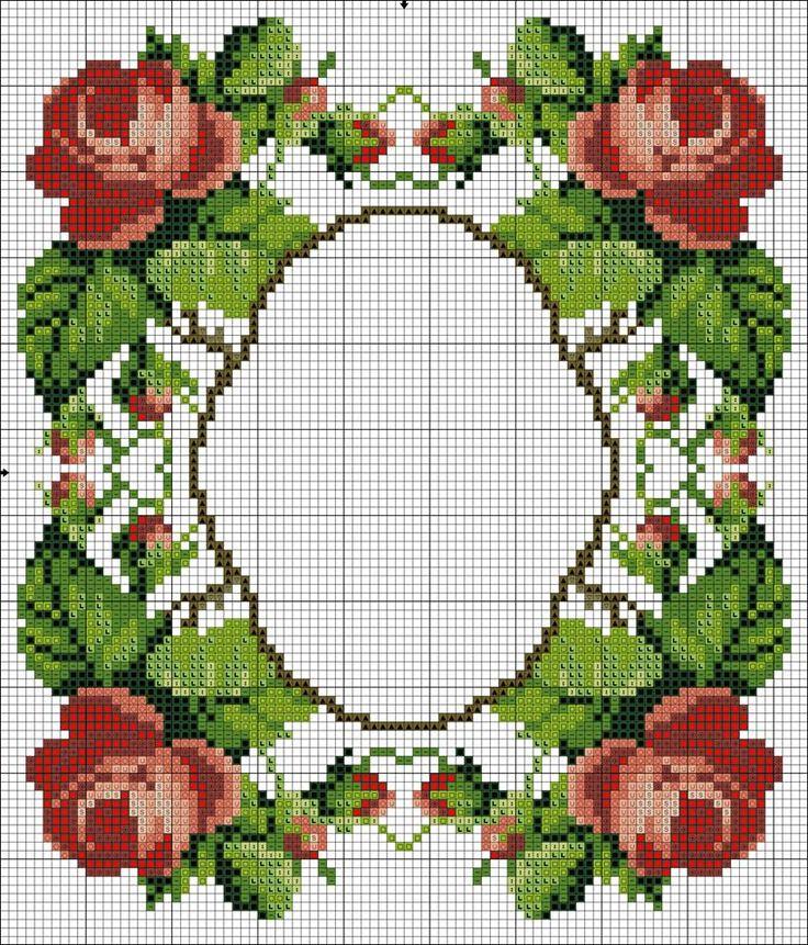 marco de rosas (Roses Frame)