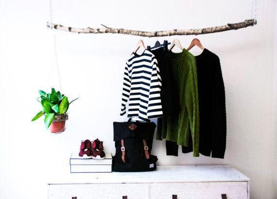 Tree Clothing Rack