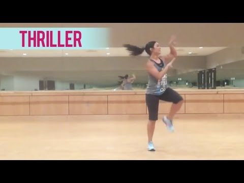 Michael Jackson - Thriller (Dance Fitness with Jessica) - YouTube