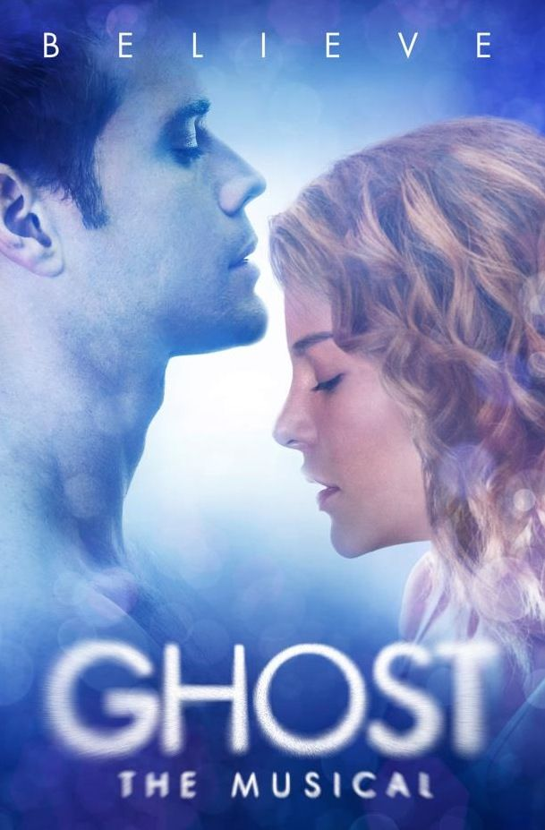 Ghost: The Musical. I would like to see in NY; saw at The Smith Center 8/2014 w/ my buddy