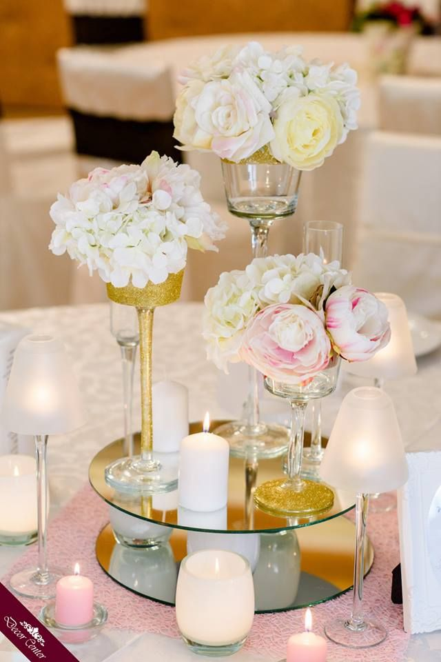 Dreaming about a fairy #wedding with a touch of gold? Check out our Gold Packet on www.decorcenter.ro