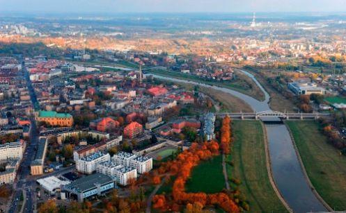 """Poznań """"Zielonym Miastem Roku"""" / """"Green City of the Year"""""""