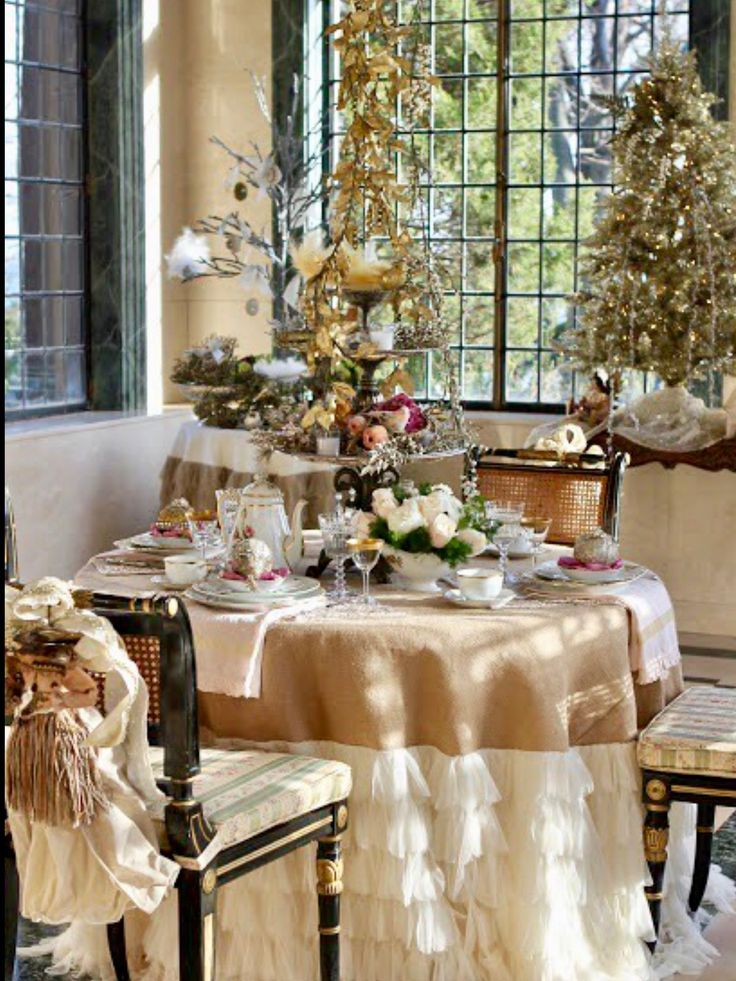 Top 150 Christmas Tables (2/5)? & 1290 best Christmas Table Decorations images on Pinterest ...