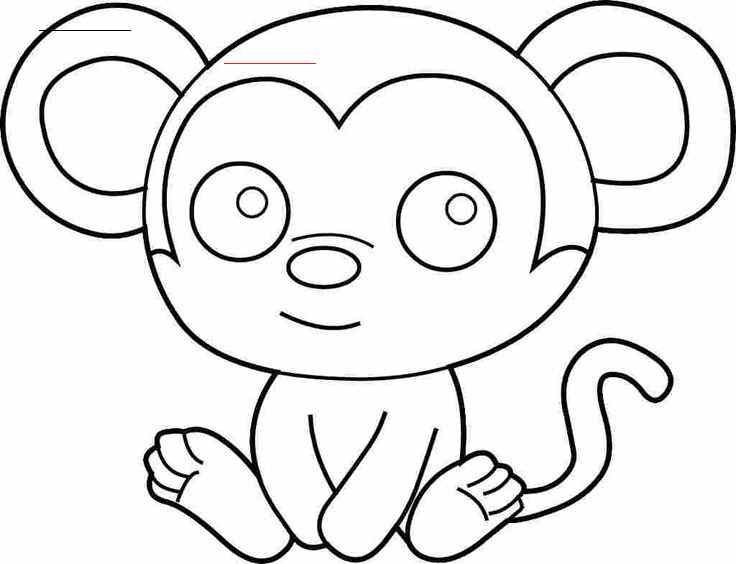 Cute Baby Panda Coloring Pages Best Printable Cute Baby Panda Coloring Pages 5555 Ama In 2020 Monkey Coloring Pages Animal Coloring Pages Panda Coloring Pages