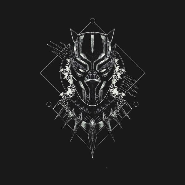 Check Out This Awesome Wakanda Black Panther Design On Teepublic Black Panther Marvel Black Panther Tattoo Black Panther Art