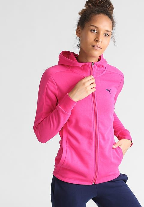 Puma STYLE BEST-Tracksuit - fuchsia purple/peacoat WomenTracksuits,puma drift cat,professional online store,Puma Store Of Uk - Puma Online With Clearance Price