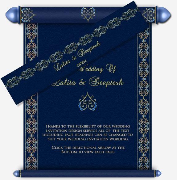 52 best indian wedding invitation cards design images on