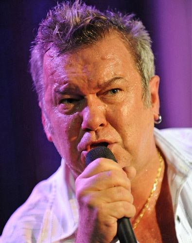 Jimmy Barnes, have had the pleasure of meeting & talking to him ..... such an amazing guy ..........