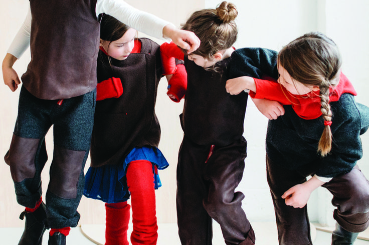 New-to-Bubble brand Play is Work, which creates cool, functional childrenswear...