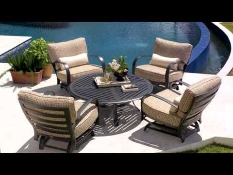When you are looking to purchase some patio furniture it is very tricky to know where to start especially if you are looking to get cheap patio furniture. It is very important to get furniture that looks right within your patio. Before you start to shop around for the furniture it is very important to work out how much of a budget there is available for the furniture.