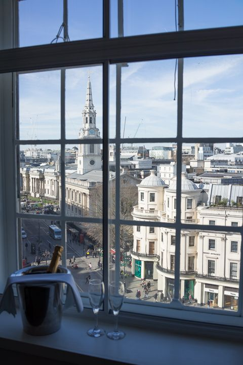 Where to stay in London: Charing Cross