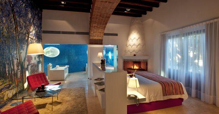 Suite Recamara Anticavilla Hotel, Cuernavaca, Morelos, Mexico