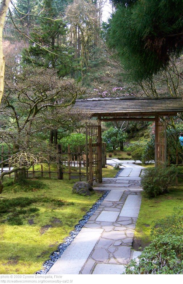 1000 images about wooden gate on pinterest gates for Japanese garden structures wood