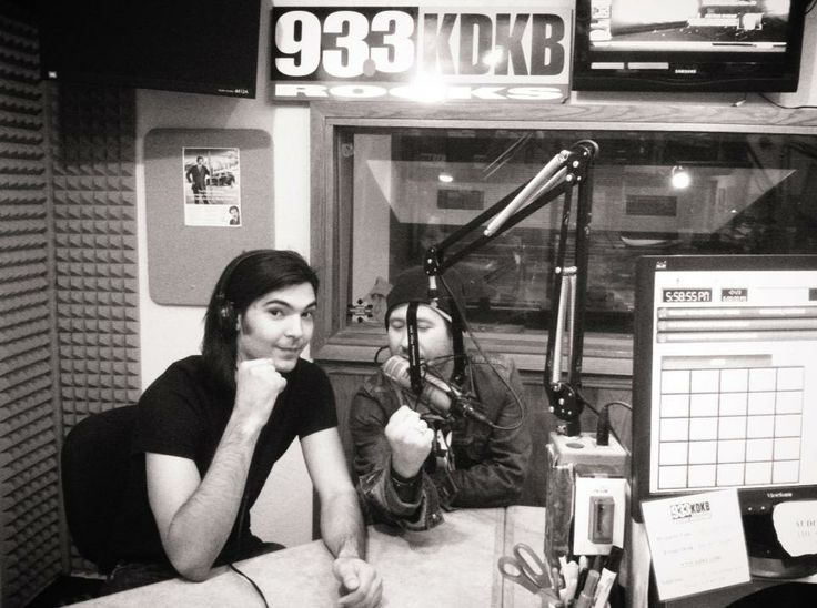 At 93.3 KDKB, Phoenix Radio Station Interview